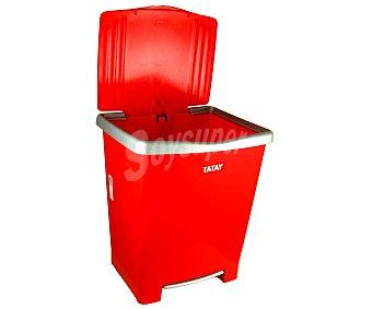 Tatay Cubo de pedal rojo, Millenium 1 Unidad