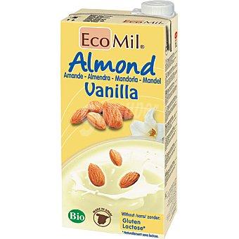 NATURGREEN Ecomil Bebida de almendra sabor vainilla ecológica Brik 1 l