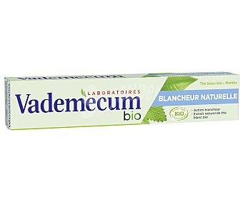 Vademecum Pasta de dientes con extracto natural de té blanco bio y acción blanqueante 75 ml