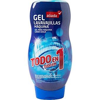 Aliada Detergente lavavajillas todo en 1 en gel Bote 720 ml