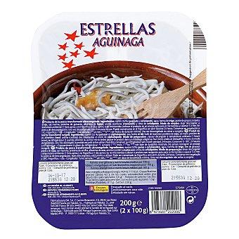 ESTRELLAS AGUINAGA Estrellas aguinaga Envase 200 gr (2x100 g)