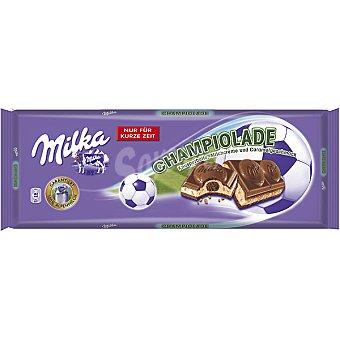 Milka Chocolate relleno de crema de leche y caramelo Tableta 300 g