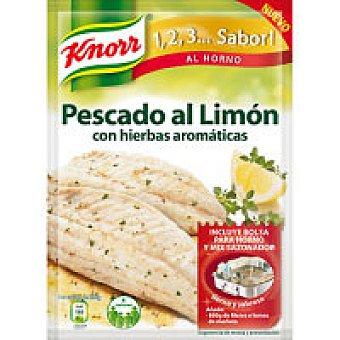 Knorr Pescado al limón-hierbas aromáticas Sobre 18 g