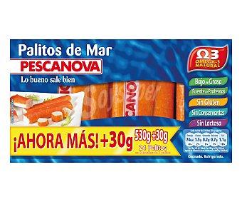 Pescanova Palitos de mar 560 gramos