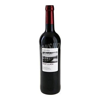 Sant Llach Vino tinto D.O. Penedés cabernet - Exclusivo Carrefour 75 cl