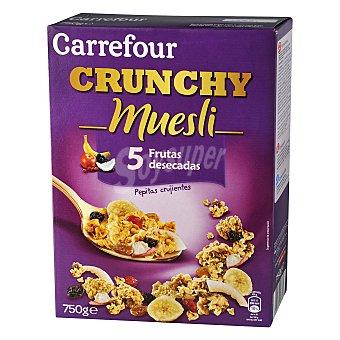 Carrefour Muesli con frutas 750 g