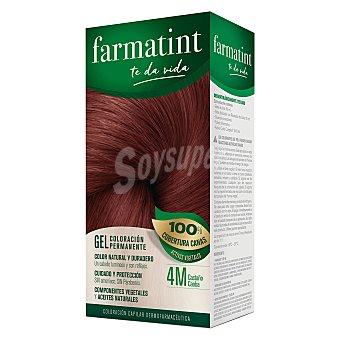 Farmatint Tinte Classic 4M Castaño Caoba 1 ud