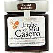 Jarabe de miel casero miel del bosque propóleo eucaliptus y limón Tarro 300 g LA OBRERA DEL COLMENAR