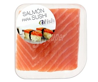 INTERSMOKED Salmón Sashimi 140 Gramos