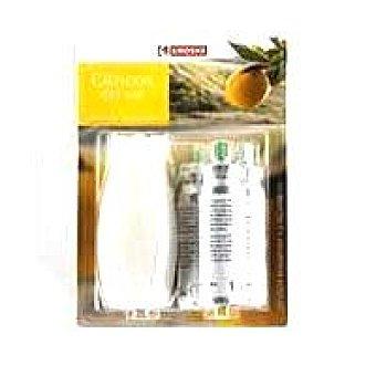 Eroski Ambientador minispray limón Aparato + recambio 3 unid.