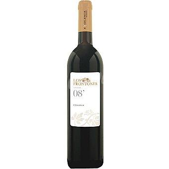 Los frontones Vino tinto crianza de Andalucía Botella 75 cl