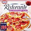 Pizza de peppe.-salami picante Caja 340 g Ristorante Dr. Oetker