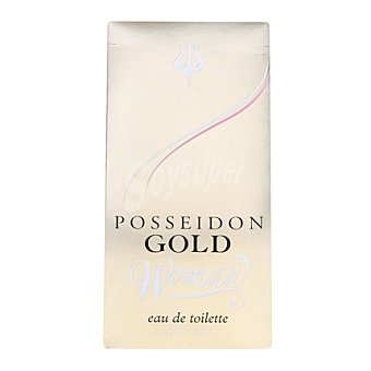 Posseidon Colonia para mujer Gold Frasco 150 ml