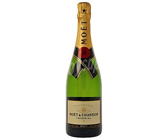 Moët & Chandon Champagne Imperial Brut champagne  botella 75 cl