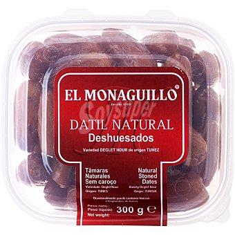 EL MONAGUILLO Dátiles naturales deshuesados Tarrina 300 g