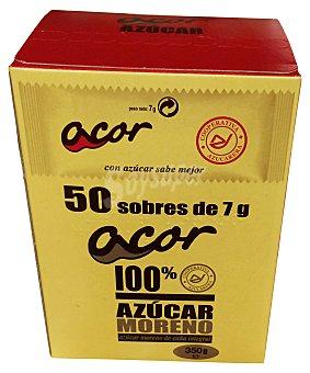 AZUCARERA Azúcar moreno Sobre de 350 g