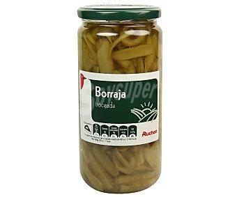 Auchan Borraja troceada al natural Frasco de 400 grs