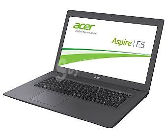 "Acer Ordenador portátil con pantalla de 17,3"" acer E5-772G-30TN, procesador: Intel Core i3-5005U, Ram: 8GB, Disco duro 1TB, Tarjeta gráfica: nvidia geforce 920M, Windows 10"