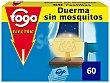 Insecticida Recambio Electrico pastillas Caja 60 u Fogo
