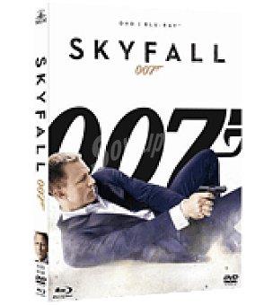 Skyfall dvd +br