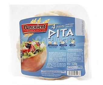 Pan Orient Panes pita panorient Pack 5 uds. 320 gr. Pack 5 uds. 320 gr