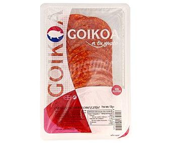 Goikoa Chorizo de Pamplona extra 125 gramos
