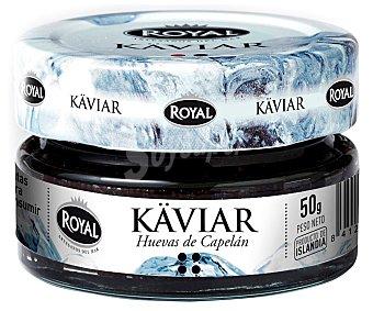 Royal Huevas de capelán 50 g