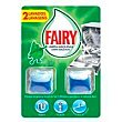 Limpia máquina lavavajillas fairy, pack 2 dosis Pack 2 dosis Fairy