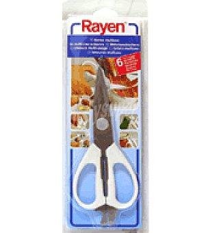 Rayen Tijeras de cocina multiusos 1 ud