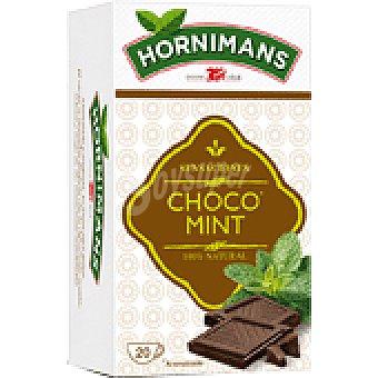 Hornimans Infusiones chocomint 20 UNI