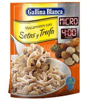 Gallina Blanca Macarrones con seta y trufas para microondas 78 g