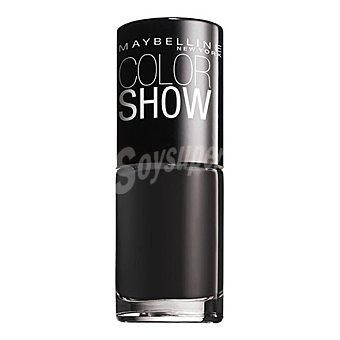 Maybelline New York Laca de uñas Colorama 677 Blackout Pack 1 unid