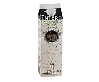 La Colmenareña Leche de vaca, entera, fresca y pasteurizada 1 l