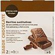 Barritas sustitutivas para el control de peso sabor chocolate 6 u x 35 g (210 g) Special Line