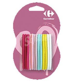 Carrefour Goma pelo grande infantil 12 ud