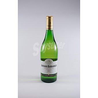 Barbadillo Vino blanco de la tierra de Cádiz, Antonio Barbadillo, Castillo de San Diego Botella 75 cl
