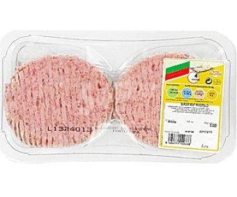 Campogrill Hamburguesa de Pavo-Pollo Sin Gluten Hamb. pavo/pollo S/G160g