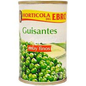 HORTICOLA DEL EBRO Guisante muy fino Lata 150 g
