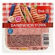 Fiambre de sandwich Sobre 250 gr DIA