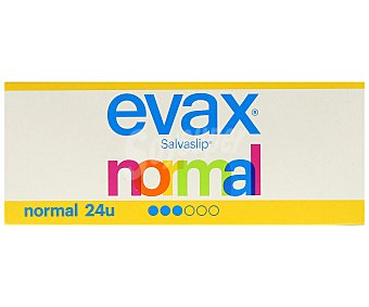 Evax Protector slip normal 24 unidades