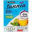 Edulcorante stevia Caja 40 unid Eroski Sannia