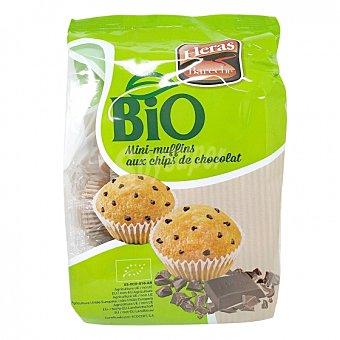 Heras Magdalenas con pepitas de chocolate ecológicas Heras 245 g