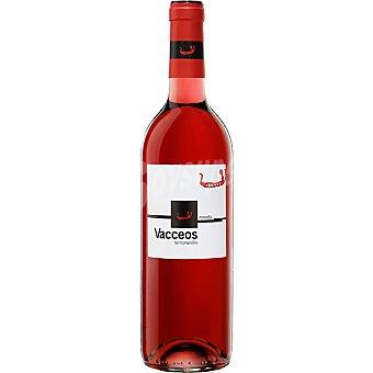 Vacceos Vino rosado de Castilla y León Botella 75 cl