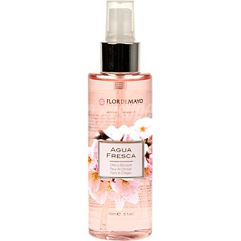 Flor de Mayo Agua fresca de colonia femenina Cherry Blossom Frasco de 150 ml