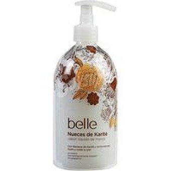 Belle Jabón liquido tocador karité Dosificador 500 ml