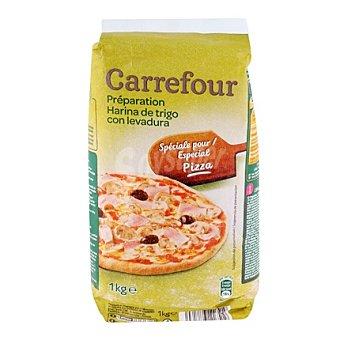 Carrefour Harina de trigo especial para pizza 1 kg