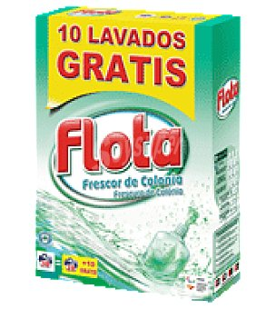 Flota Detergente en polvo 28 cacitos