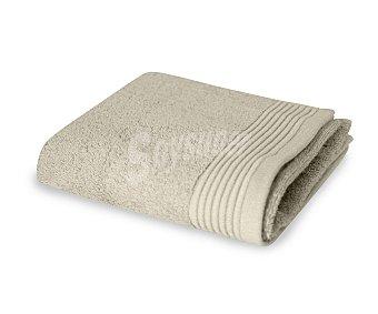 Actuel Toalla de tocador 100% algodón egipcio color crema, 630 gramos/m² por metro cuadrado 1 unidad