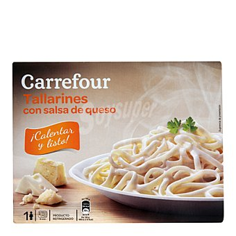 Carrefour Carrefour Tallarines 4 Quesos 325 g