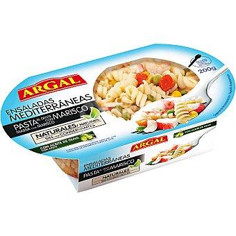 Argal Ensalada pasta al dente con marisco Envase 400 g